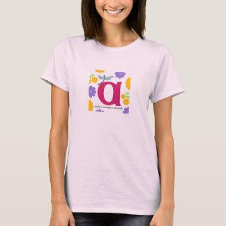 AWN Flowery Logo T-Shirt