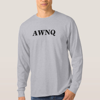 AWNQ Long Sleeve T-Shirt