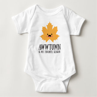 Awwtumn is my Favorite Season | Bodysuit