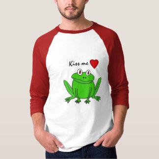 AX- Kiss me Frog Shirt