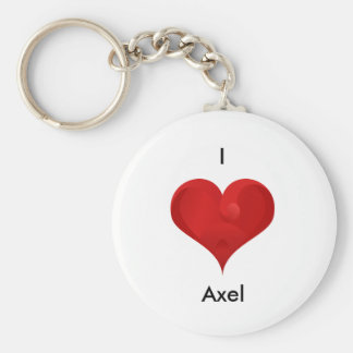 Axel Keychain