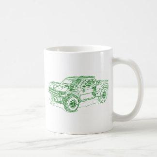 Axi Yeti Score trophy truck 10th Coffee Mug