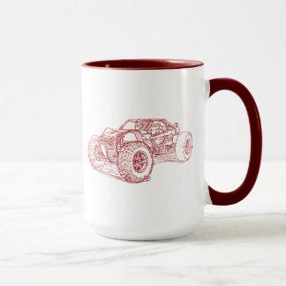 Axi Yeti XL 8th Mug