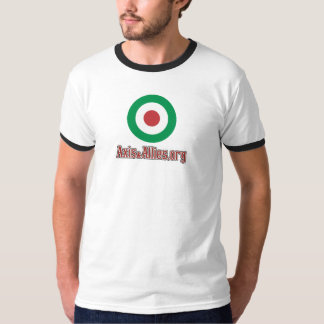 Axis & Allies .org Italy Roundel T-Shirt