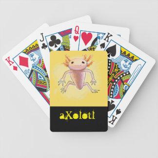 aXolotl Bicycle Playing Cards