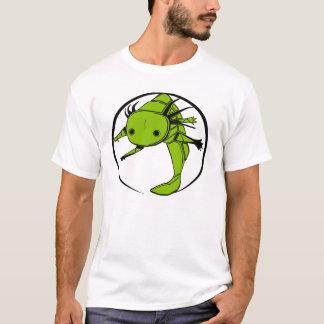 Axolotl circle Wild Type (light colors) T-Shirt
