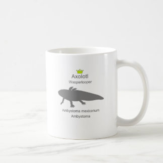 Axolotl g5 coffee mug