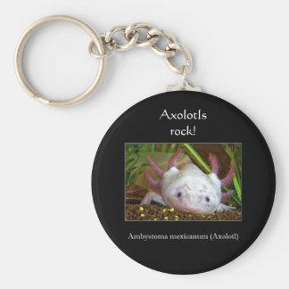 Axolotl Key Chains