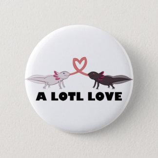 axolotl love 2 inch round button