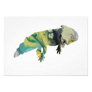 Axolotl Photo Print