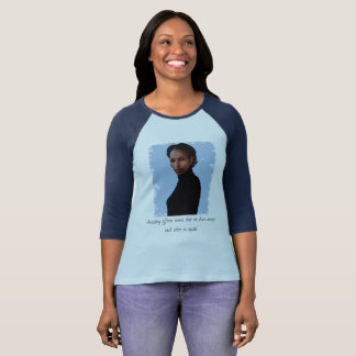 Ayaan Hirsi Ali Equals and Offense Quote (Women's) T-Shirt