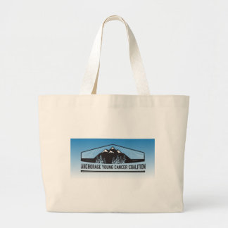AYCC Style is in the Bag. OK, ON the Bag. Large Tote Bag