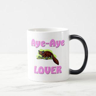 Aye-Aye Lover Magic Mug