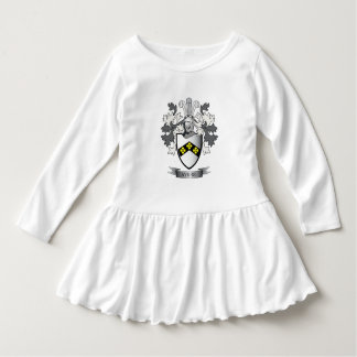 Ayers Family Crest Coat of Arms Dress