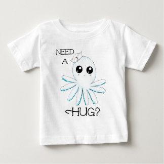 Ayez besoin d'un poulpe mignon de marin de Kawaii Tee Shirts