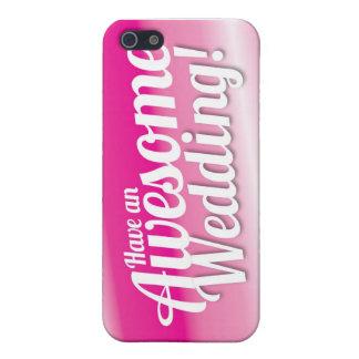 Ayez un mariage impressionnant iPhone 5 case