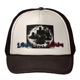 AYITI CHERI HAITI HONEY MandyMonumental DESIGN Trucker Hat