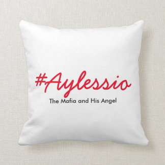 #Aylessio pillow