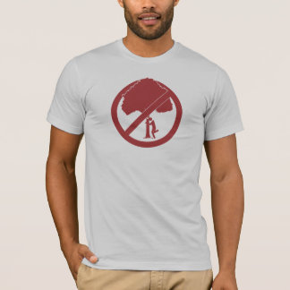 Ayn Rand and I agree—environmentalism is dangerous T-Shirt