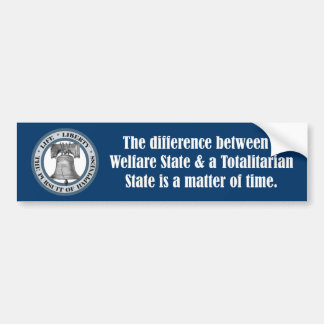 Ayn Rand Quote Bumper Bumper Sticker
