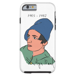 Ayn Rand tribute Tough iPhone 6 Case