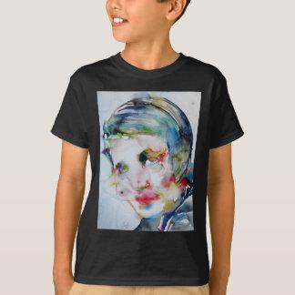 ayn rand - watercolor portrait T-Shirt