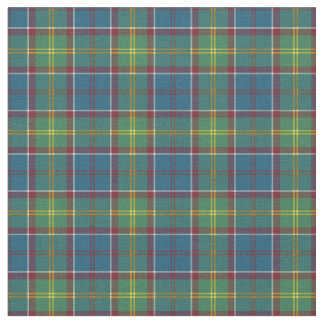 Ayrshire Scotland District Tartan Fabric