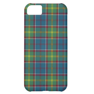 Ayrshire Scotland District Tartan Pattern Cover For iPhone 5C