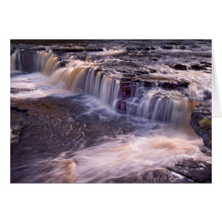 Aysgarth Falls, The Yorkshire Dales Card