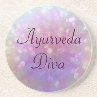 Ayurveda Diva Coaster