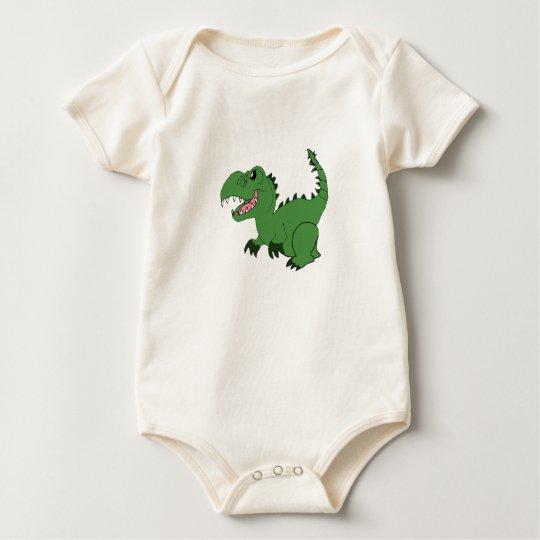 AZ- Baby Dinosaur outfit Baby Bodysuit
