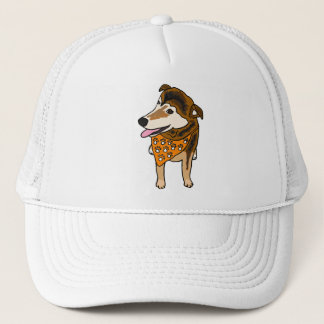 AZ- Cute Pup Cartoon Hat