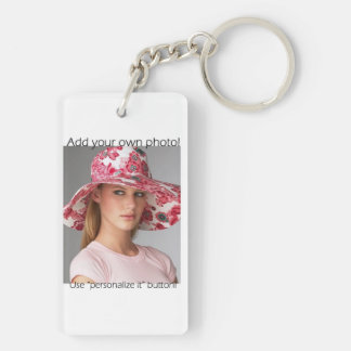 AZ GirlChoir Custom Photo Keychain