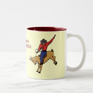 AZ- Goat Rodeo Mug