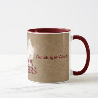 AZ Gunslinger Club Mug
