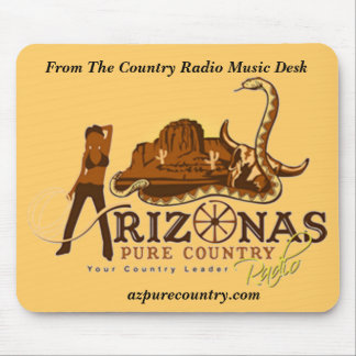 AZ Pure Countrys  Official Mouse Pad