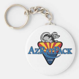 AZ RAT Pack Keychain