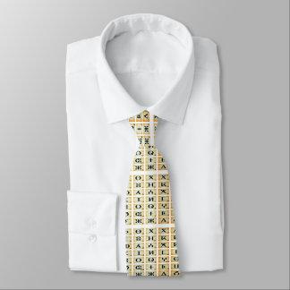 aza of tie