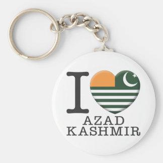 Azad Kashmir Keychain