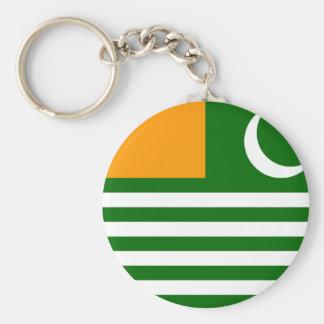 Azad Kashmir, Pakistan Keychain