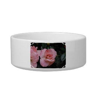 Azalea Flowers Bowl