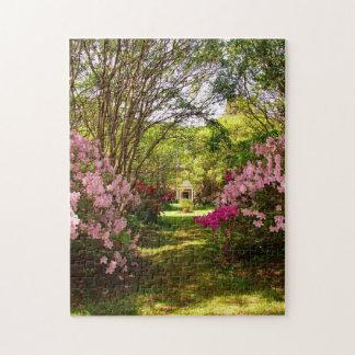 Azalea Garden Path Puzzle