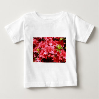 azalea red flowers baby T-Shirt