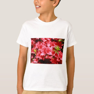 azalea red flowers T-Shirt