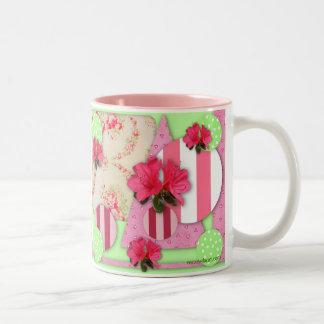 Azalea Scrapbook Mug
