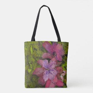 Azalea Spring Tote Bag