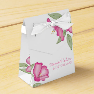Azalea Wedding Favor Box