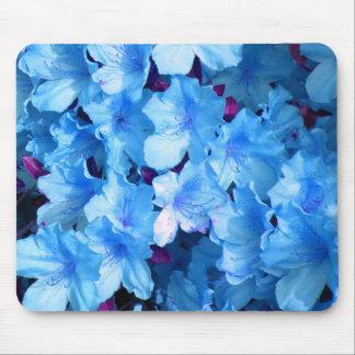 Azaleas in Blue Mouse Pad