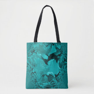 Azaleas in the sea.... tote bag