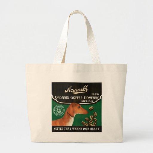 Azawakh – Organic Coffee Company Bags